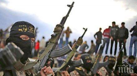 """Германия осъди трима сирийци за принадлежност към """"Ислямска държава"""""""