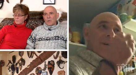 ЕКСКЛУЗИВНО! Новозеландецът Джеф разказа за живота в село Брусен, за изкуството да се прави българска ракия, за луканката и традициите ни