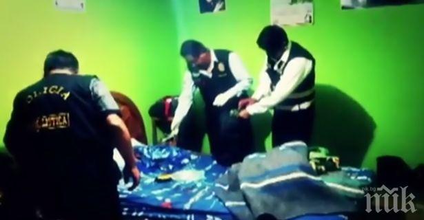 НЕ Е ЗА ВЯРВАНЕ! Жена загина трагично по време на секс игра с минометен снаряд (СНИМКИ)