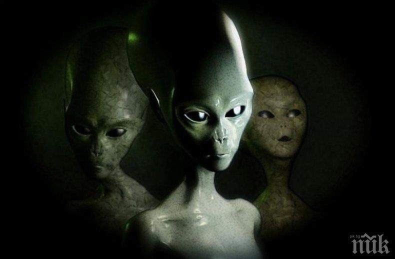 СЕНЗАЦИЯ! Американски президент пазил капсула със секретна информация за НЛО