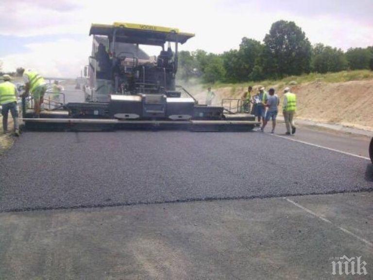 Дават 27 млн. лв. за ремонт на пътищата в област Търговище