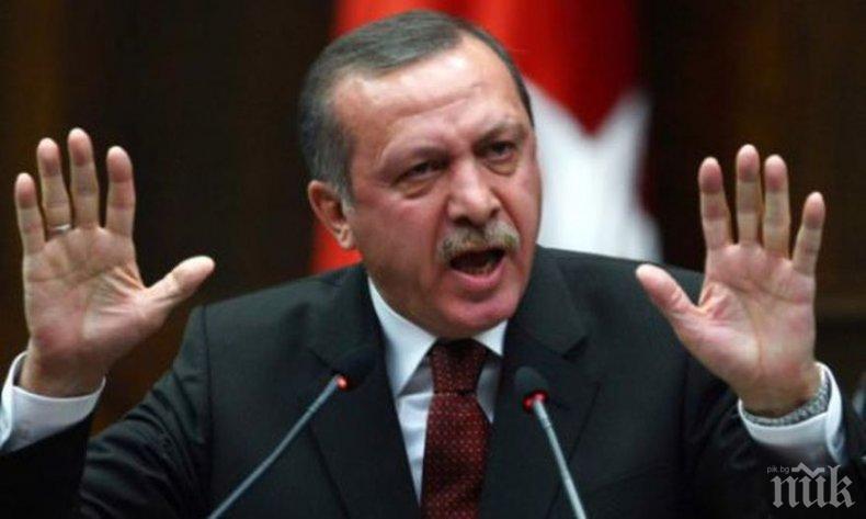 Ердоган се закани: До довечера Африн ще падне