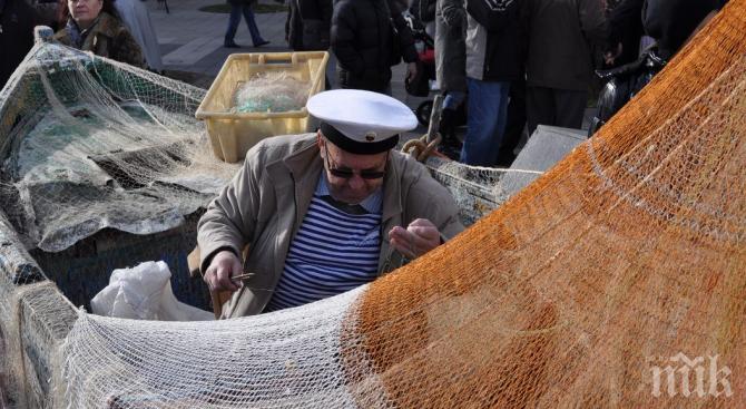 Рибарите гневни от липсата на контрол