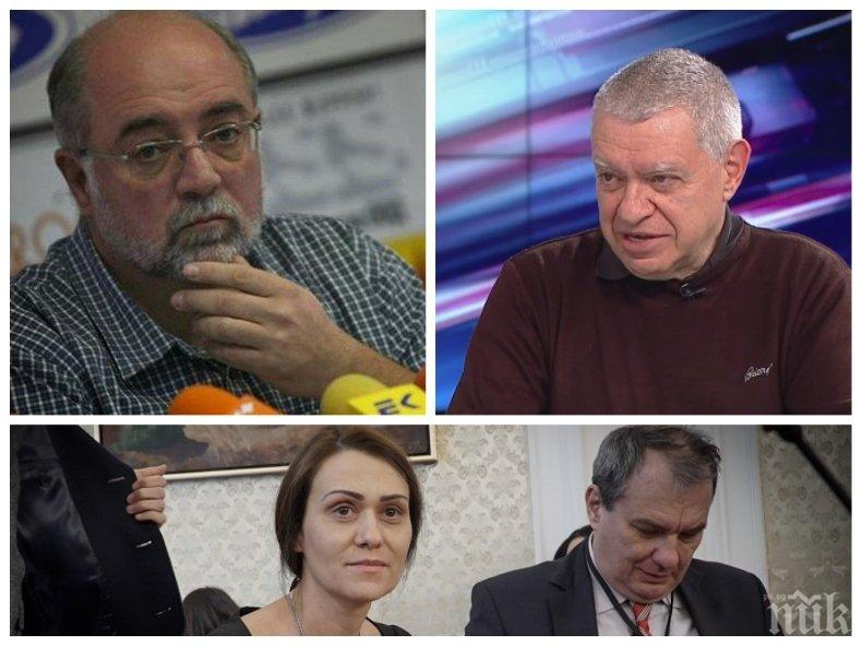 ЕКСКЛУЗИВНО! Михаил Константинов и Кънчо Стойчев с горещ коментар по скандалите в държавата - за ЧЕЗ, изказването на Ердоган и взрива след руския патриарх!