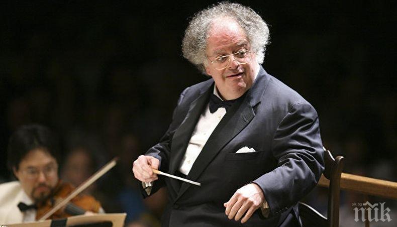 Уволниха диригента Джеймс Ливайн от Метрополитън опера след разследване за сексуален тормоз