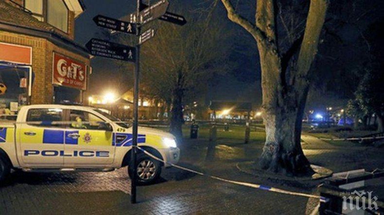 """МИСТЕРИЯ! Нападение с пистолет е извършено край спирка """"Севън Систърс"""" в Лондон"""