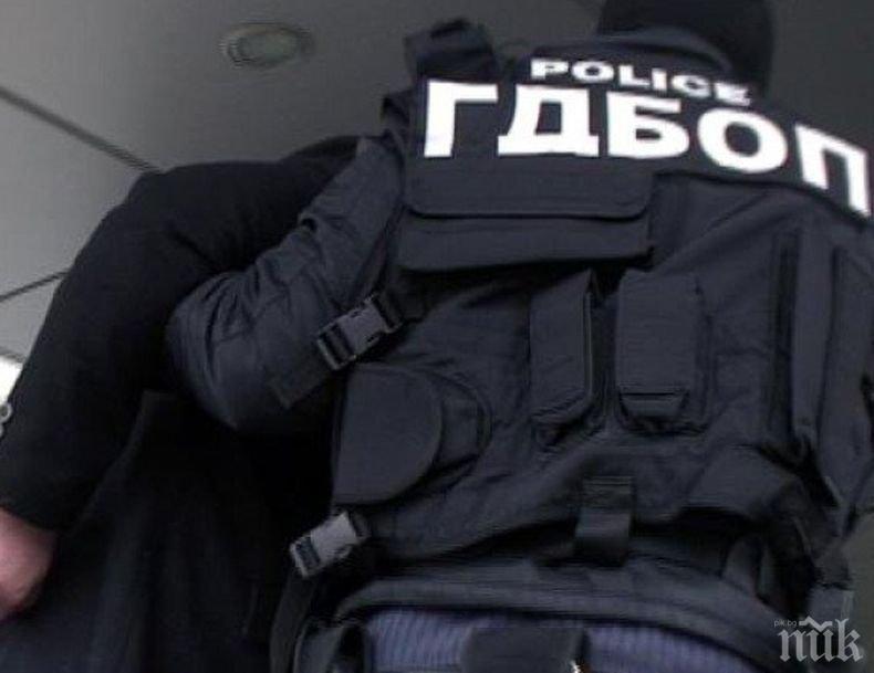 Петима арестувани при спецакцията на ГДБОП, Жандармерията и прокуратурата в ромската махала на Видин