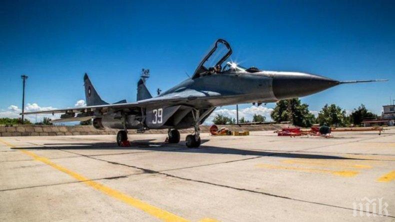 Решено! Ремонтираме нашите МиГ-29 в Русия