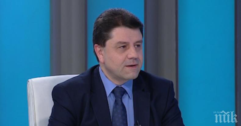 КОНТРА! Зам.-министър Ципов обори прокуратурата и Радев за частните охранители