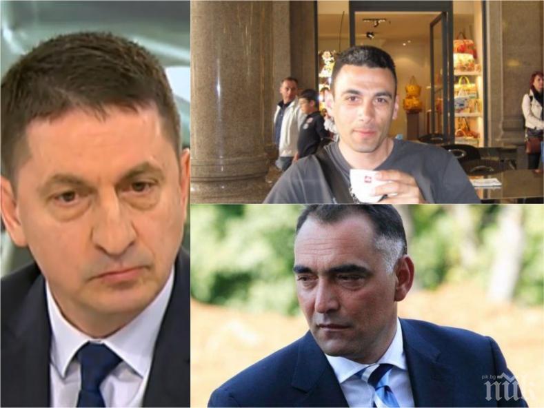 ИЗВЪНРЕДНО! МВР шеф с горещи разкрития за убийствата на бизнесмена Петър Христов и данъчния шеф Иво Стаменов