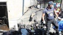 Трагедия! Десет загинали, след като самолет се разби във Филипините