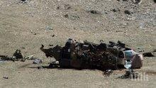 Американски военен хеликоптер се разби в Ирак