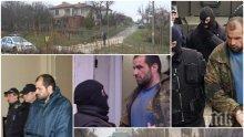 Пуснаха от ареста Иван от френския легион, който гърмя срещу полицаи