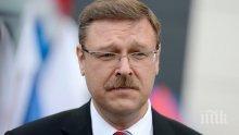 Руски сенатор: Отношенията между България и Русия не са забележителни