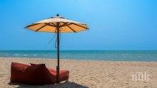 През 2100 година летният сезон в Източното Средиземноморие ще бъде с два месеца по-дълъг