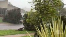 Стихия! Ураганни ветрове блокираха Северна Австралия