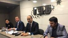 Цветан Цветанов: БСП все още живеят с идеята, че са спечелили президентските избори