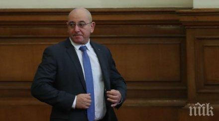 Ревизоро внесе в парламента проект на нов закон за горивата