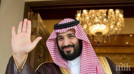 Саудитският престолонаследник предупреди: Ако Техеран разработи ядрена бомба, Рияд ще последва примера му