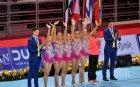 София посреща цялото кралско войнство в гимнастиката