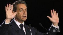 """Саркози мина в защита, нямало """"физически доказателства"""" за вината му"""