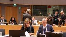 Министър Захариева ръководи ключови европейски съвети за изборите и Брекзит