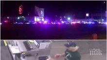 ИЗВЪНРЕДНО! Страшен екшън в САЩ! Агенти на ФБР застреляха бомбаджията от Тексас насред магистрала