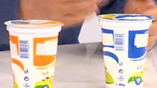 Войната на кофичките! Кисело мляко в полипропилен, полистирол...