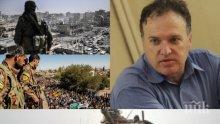 ИЗВЪНРЕДНО ЗА ВОЙНАТА! Проф. Боян Чуков: В Сирия тече прочистване и смяна на демографския облик