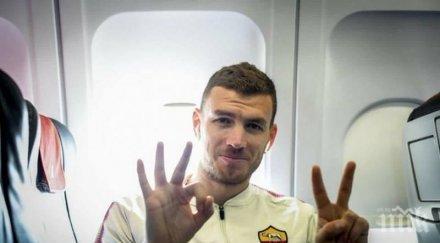 ЗАПОЧНА СЕ! Един Джеко се закани на Барселона