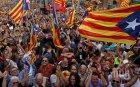 Най-малко 35 пострадали при сблъсъците в Барселона