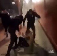 С избити зъби: Четирима пребиха охранител на култова бургаска дискотека