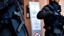 ЕКШЪН И ВЪВ ФИНЛАНДИЯ! Въоръжен с пушка се барикадира в училище