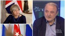 ГОРЕЩО! Д-р Николай Михайлов бие тревога: Противоборството между Изтока и Запада стана твърде остро