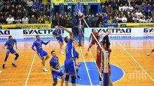 Монтана измъкна полуфинал №1 срещу ЦСКА след драми и скандали