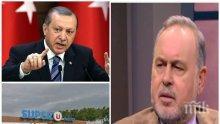 ГОРЕЩО! Славчо Велков със страховита прогноза за тероризма в Европа и ексклузивен коментар за срещата Ердоган - ЕС във Варна