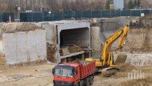 ВАЖНО! Променят движението в София заради строителството на метрото