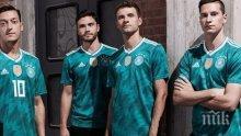 Шампионът Германия представи своя резервен екип за Мондиал 2018