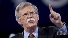 """ЗАГРИЖЕНОСТ! Назначението на Джон Болтън в Белия дом може да е сигнал за """"по-ястребова"""" политика"""