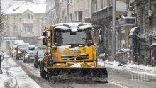 101 снегорина чистят София