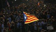 Вкарват в ареста още петима каталунски лидери