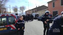 Полицията е задържала второ лице, свързано с нападението в Южна Франция