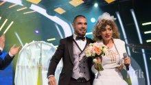 ЛЮБОВНА ИСТОРИЯ! ММА-боецът Георги Валентинов предложил брак на Златка от втория опит