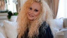 Няма да повярвате как изглежда дъщерята на Наталия Симеонова и Денис (СНИМКИ)