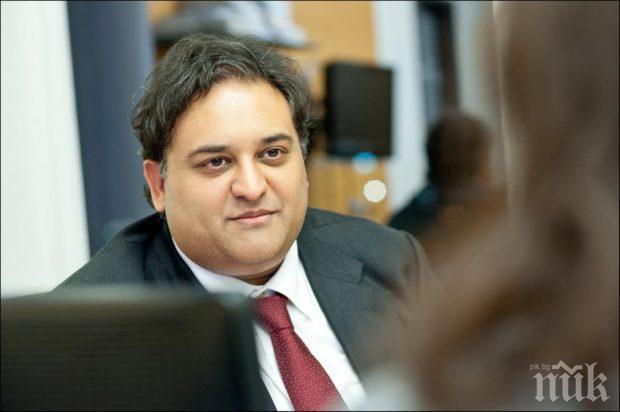 Шефът на комисията ЛИБЕ в Европарламента Клод Мораес: България е с основна заслуга при промените върху контрола на Европол