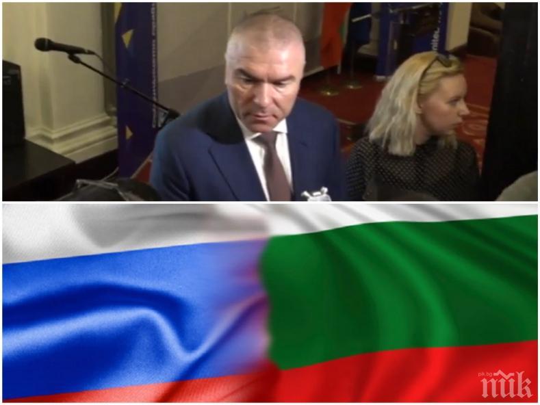 ЕКСКЛУЗИВНО В ПИК TV! Веселин Марешки защити правителството: Позицията за Русия е правилна
