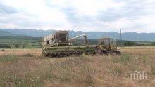 След среща с министъра: Зърнопроизводители излизат на протест, ако промените в Закона за търговия с горива не отпаднат