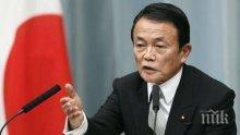 Напрежение! Японският външен министър обяви, че Северна Корея подготвя ново ядрено изпитание