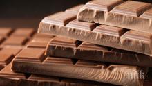 Британците шампиони по консумация на шоколад