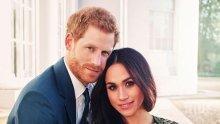 Бели рози и божури красят сватбата на Хари и Меган
